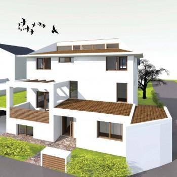 Haus SL Entwurf